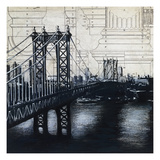 Bridges of Old 2 Giclee Print by David Dauncey