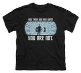 Youth: Star Trek Into Darkness - Not Safe T-Shirt