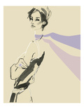Diva II Giclee Print by Ashley David