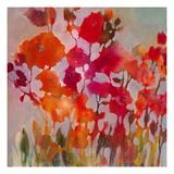 Les Fleurs Giclee Print by Michelle Abrams