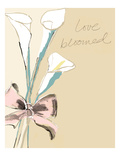Love Bloomed Giclee Print by Ashley David
