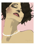 Diva I Print by Ashley David