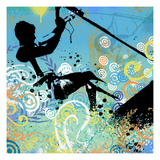 Windsurf 1 Giclee Print by JB Hall