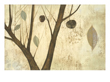 Lyrical Branches I Prints by Mary Calkins