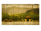 Imperial Summer Palace Photographic Print by Doug Landreth