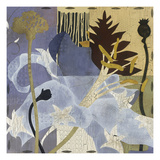 Lilies & Lavender I Giclee Print by Mary Calkins