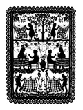 American Traditions-Quilting Giclee Print by Sharyn Sowell