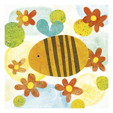 Bee Giclee Print by Kate Endle