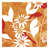 Summer Blossoms 2 Giclee Print by Kate Knight