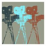 Projectors Giclee Print by Stella Bradley
