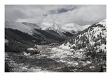 Colorado Mountains Photographic Print by Jamie Cook
