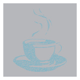Coffee 2a Prints by Stella Bradley