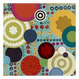 Fiesta 1 Giclee Print by Lisa Kesler
