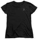 Womens: Star Trek Into Darkness - Command Logo T-Shirts