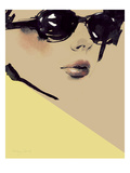 Chic Giclee Print by Ashley David