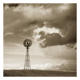 Windmill Photographic Print by TM Photography