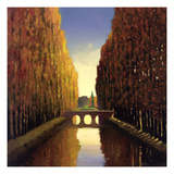 Allee Cerons Giclee Print by Max Hayslette