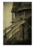 Notre Dame Detail I Photographic Print by Doug Landreth