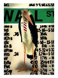 Stork Broker Art by Will Bullas