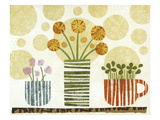 Dandies, Clovers & Thistle Puffs Prints by Kate Endle