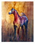 Unbridled I Giclee Print by Annrika James