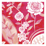 Summer Blossoms 1 Prints by Kate Knight