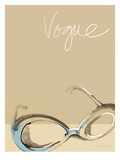 Vogue Giclee Print by Ashley David