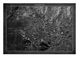 Vancouver Map Prints by  GI ArtLab