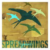 Spread Your Wings 4 Giclee Print by CJ Elliott