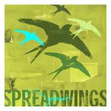 Spread Your Wings 2 Giclee Print by CJ Elliott