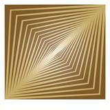 Modern Geometrics C Art by  GI ArtLab