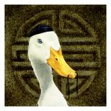 Peking Duck Prints by Will Bullas