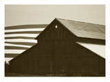 Star Barn Photographic Print by TM Photography