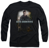 Long Sleeve: Star Trek Into Darkness - Kirk Tshirts