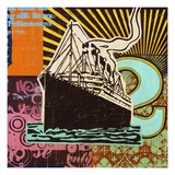 Ship Giclee Print by Johnny Taylor