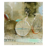 Cozy Bike Giclee Print by Patrick Wright
