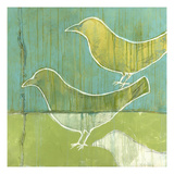 Flock Giclee Print by Christopher Balder
