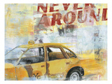 Never Around Prints by Cory Steffen