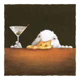 The Bar Bill Giclee Print by Will Bullas