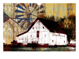 Americana 7 Giclee Print by JB Hall