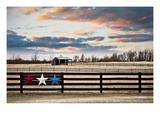 Three Star Farm Photographic Print by Pamela Viola