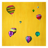 Lift Off F Giclee Print by  GI ArtLab