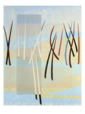 Reeds II Giclee Print by Mary Calkins