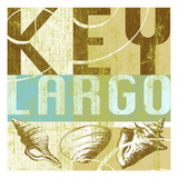 Key Largo Prints by Cory Steffen