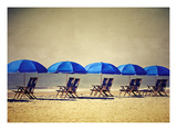 Umbrellas Photographic Print by Pamela Viola