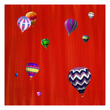 Lift Off E Giclee Print by  GI ArtLab