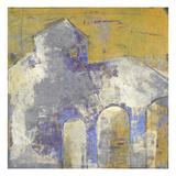 Painted Structure 3 Reproduction procédé giclée par Maeve Harris