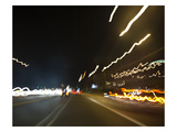Traffic Abstract 2 Photographic Print by Paul Edmondson