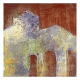 Painted Structure 1 Impression giclée par Maeve Harris