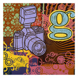 Camera Giclee Print by Johnny Taylor